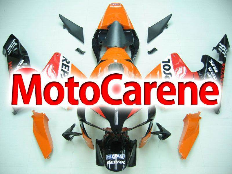Honda CBR 600RR Fairing Kit Carena ABS Anno 03 04 Art. 64 Repsol HRC GAS