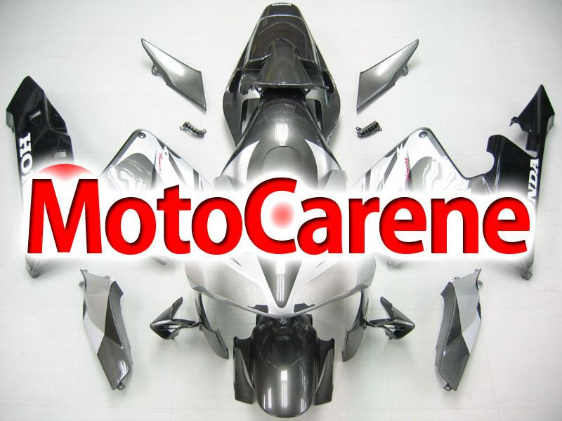 Honda CBR 600RR Fairing Kit Carena ABS Anno 03 04 Art. 74 Grigio Soft grigio Dark